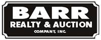 Barr Realty & Auction Company, Inc. Logo